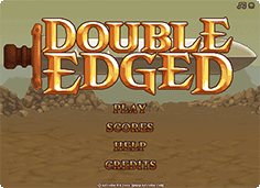 Double Edged - A Free Multiplayer Game by Nitrome