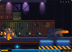 Final Ninja Zero - A Free Game by Nitrome