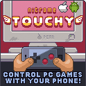 Touchy Controller Project Banner